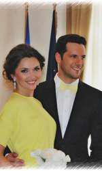 Adrian Nartea şi Alina Ferinceac