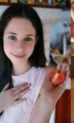 Andreea Marin a făcut publică această imagine cu Violeta. Fetița are 12 ani
