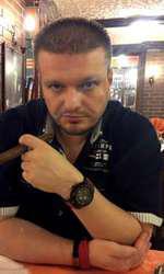 Claudiu Pătrașcu are o afacere cu ceasuri de lux