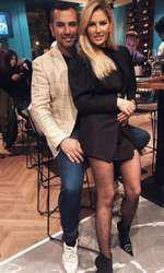 Andreea Bănică e cu Lucian Mitrea din liceu