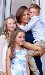 Jennifer Garner și cei trei copii pe care îi are cu Ben Affleck