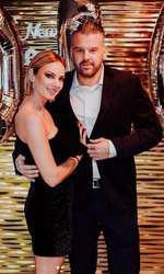 Roxana Ionescu și iubitul ei, Tinu Vidaicu