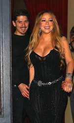 Mariah Carey, în 2017.