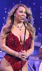 Mariah Carey, în decembrie 2016.