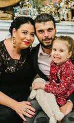 Oana Roman și familia