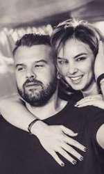 Roxana Ionescu este însărcinată. Tinu Vidaicu va fi tătic.