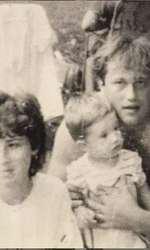 Mihai Bendeac, alături de părinții lui. Actorul seamănă foarte bine cu tatăl său.