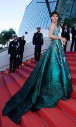 Catrinel Menghia la ceremonia de închidere a Festivalului de Film de la Cannes