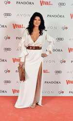 Monica Bârlădeanu la petrecerea VIVA! de anul trecut