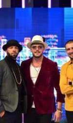 Victor Slav, alături de Cătălin Cazacu și Giani Kiriță