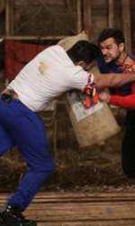 Remus Boroiu s-a accidentat în urma duelului cu Pastramă