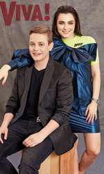 Andreea Esca, pictorial exclusiv cu familia, la 20 de ani de la prima copertă VIVA!