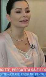 Brigitte Năstase se pregătește pentru cununia civilă