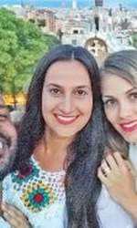 Cabral, Artemis și Andreea Ibacka