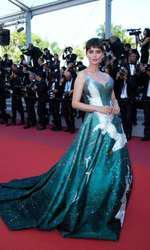 Catrinel Menghia la Cannes