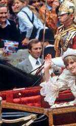Diana și Charles, pe 29 iulie 1981, ziua în care s-au căsătorit