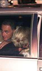 31 august 1997 – Diana și Dodi Al-Fayed, în drum spre Hotelul Ritz, cu câteva ore înainte de accidentul fatal din Tunelul Alma, din Paris