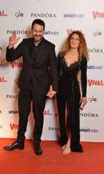 Andrei Aradits și soția