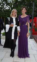 Iuliana Marciuc şi Roxana Ciuhulescu la VIVA! Party 2019