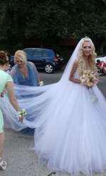 Simona Nae s-a măritat de ziua ei