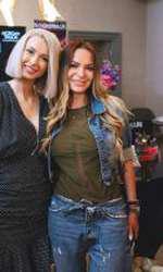 Andreea Bălan și Andreea Antonescu astăzi