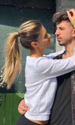 Ramona Olaru și soțul ei, Bogdan