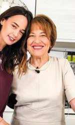 Andreea Raicu este foarte apropiată de mama ei, ajunsă la 80 de ani