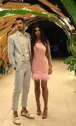 Elena Băsescu și iubitul său de 26 de ani