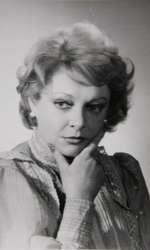 Ileana Stana Ionescu în tinerețe