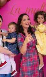 Tavi Clonda, Gabi Cristea, Cristina Șișcanu, Mădălin Ionescu și copiii