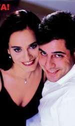 Andreea Esca și Alexandre Eram în 1999