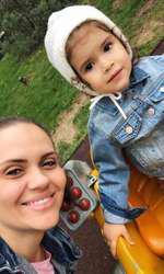 Cristina Şişcanu şi Mădălin Ionescu au o fetiţă de doi ani, Petra