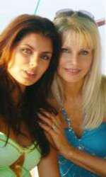 Ileana Lazariuc si mama ei 1