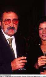 Sophie Ayad și Ion Țiriac.