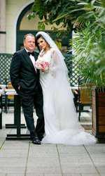 Irina Nicolae și soțul ei