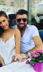 Gabriela Prisăcariu, iubita lui Dani Oţil este bună prietenă cu Cătălin Botezatu