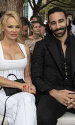 Pamela Anderson și Adil Rami