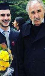 Karim, alături de părinții săi, Sophie Ayad și Ion Țiriac.