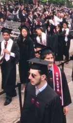 Karim a absolvit o prestigioasă facultate din Statele Unite.