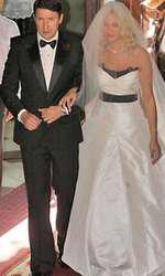 Cristian Boureanu si Valentina Pelinel