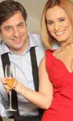 Andreea Esca şi Alexandre Eram formează unul dintre cele mai solide cupluri din showbiz