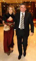 Gică și Marilena Hagi s-au cunoscut în 1993