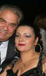 Cornelia Catanga și soțul său, Aurel Pădureanu