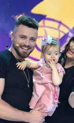 Gabriela Cristea şi Tavi Clonda au două fetiţe