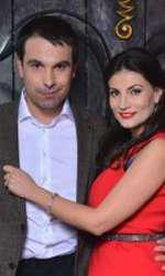 Ioana Ginghină și Alexandru Papadopol, pe vremea când erau fericiți