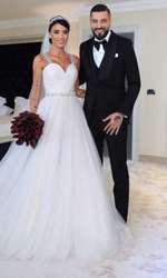 Adelina Pestrițu și Virgil Șteblea nuntă