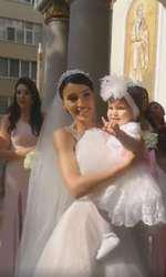 Adelina Pestrițu și Zenaida la nuntă