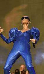 Celine Dion a susținut un concert in Londra