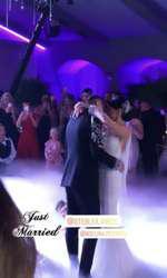 Adelina si Virgil s-au sarutat in timpul valsului