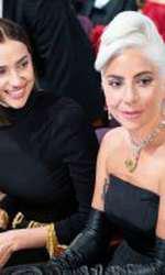 Triunghiul conjugal cel mai faimos de la Premiile Oscar - Irina Shayk, Bradley Cooper și Lady Gaga.